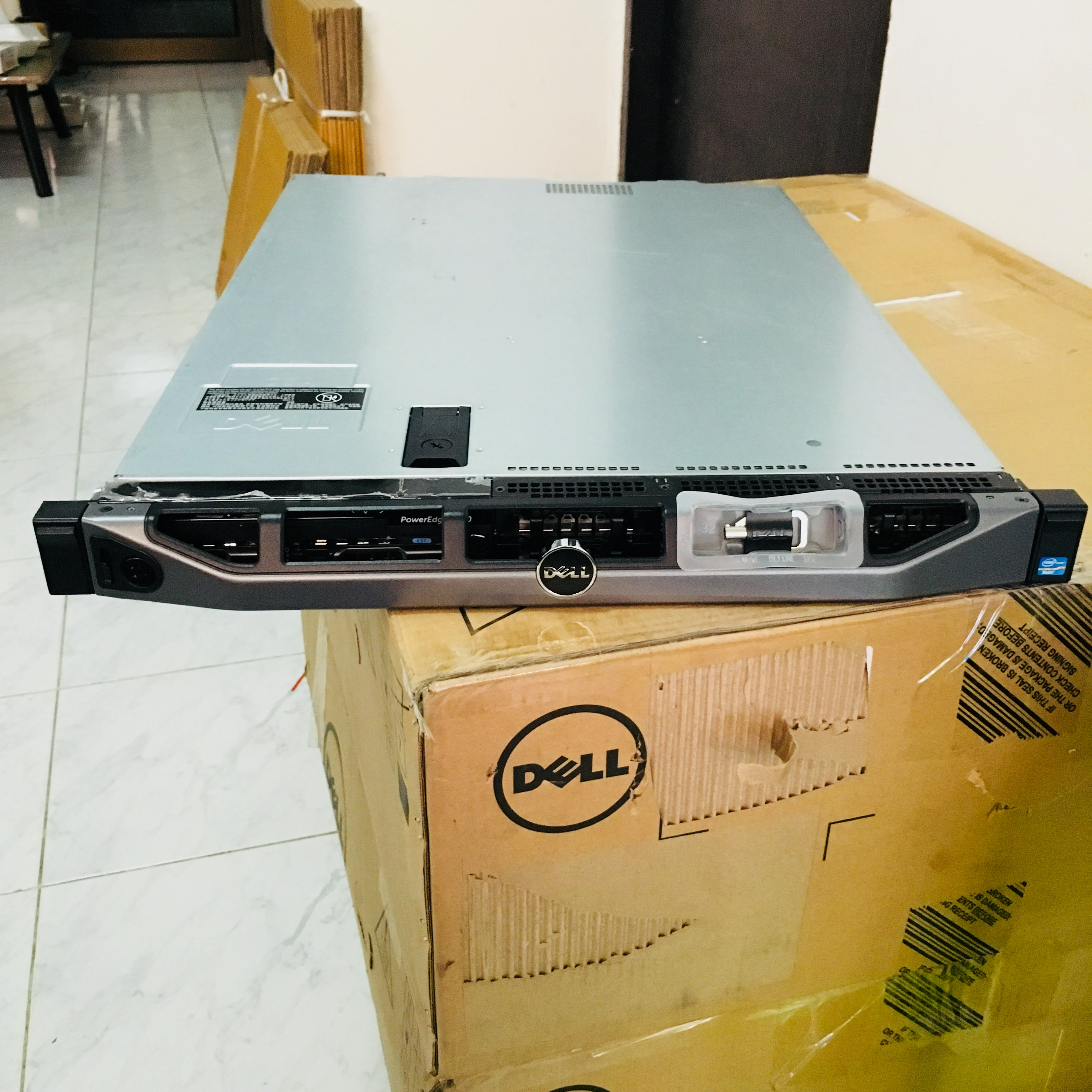Dell Poweredge R320 Firmware Update