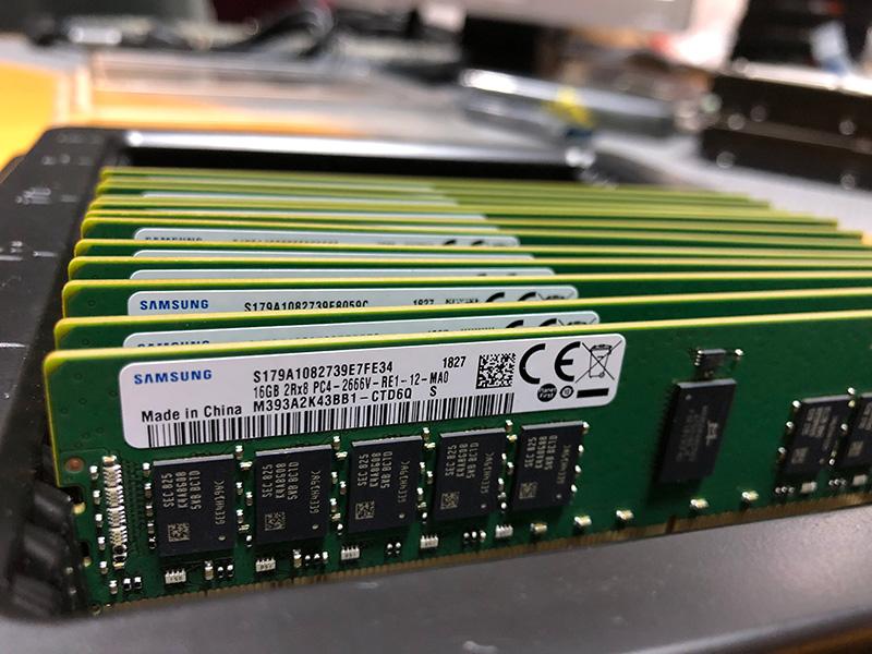 ขายแรม Dell แท้ 16GB RDIMM, 2666MT/s, Dual Rank for T440